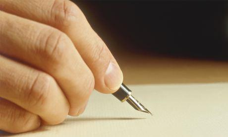 Dags att söka till författarskolan