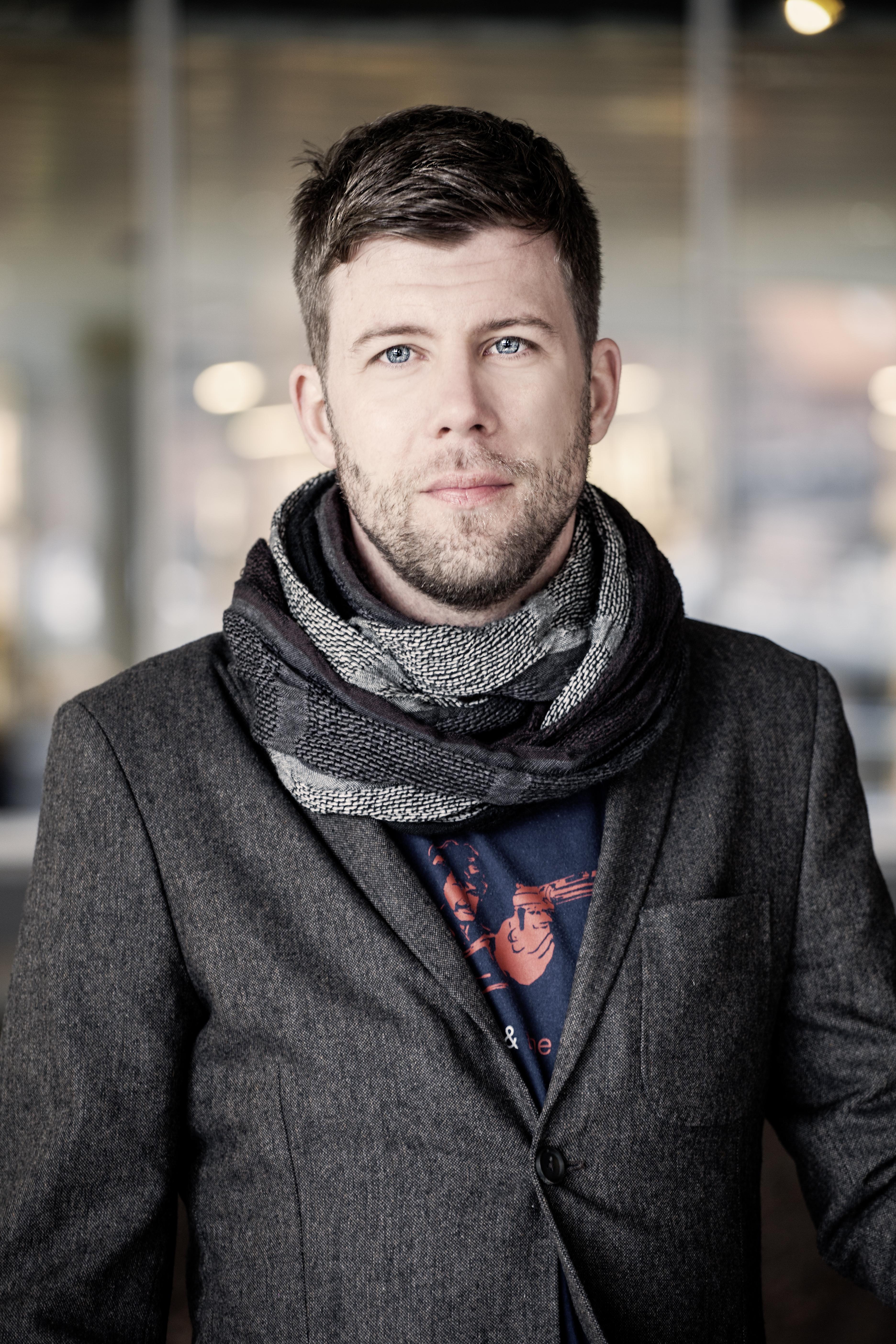 Daniel Wångsten – från twitter till debutroman