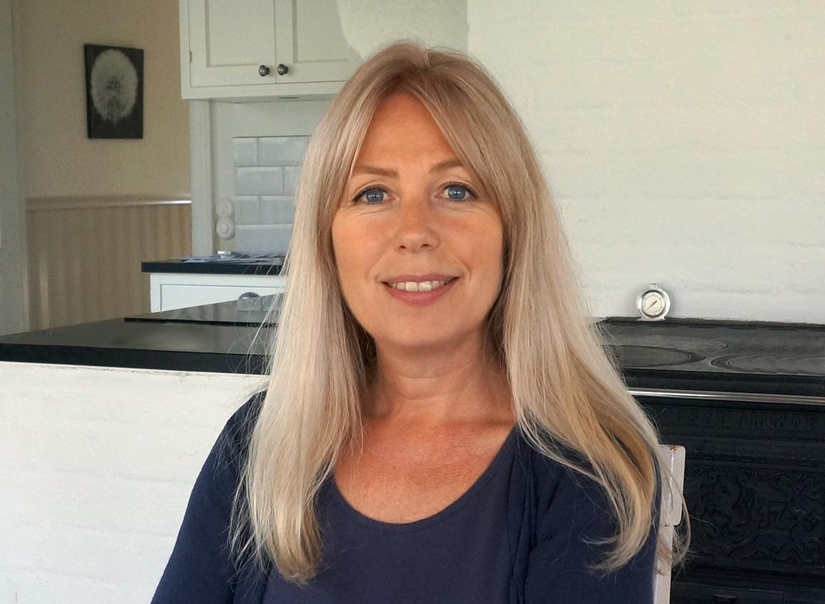 Susanne MacFie startade eget förlag efter åtta år som professionell författare